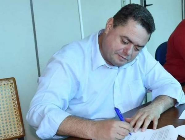 Nilson Ferreira, secretário de Comunicação de Floriano.(Imagem:SECOM)
