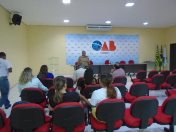 Reunião discute planejamento para Ação Civil Social em Floriano.(Imagem:FlorianoNews)