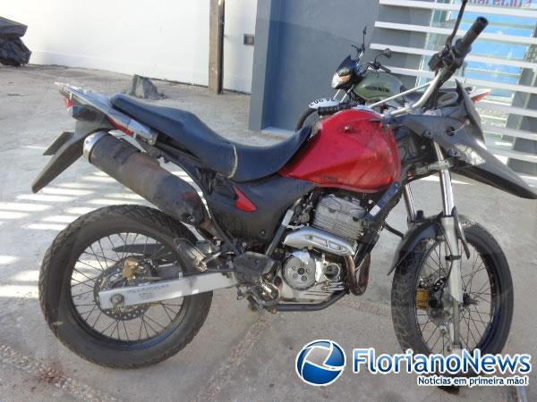 Acidente de moto deixa vítima fatal em Floriano.(Imagem:FlorianoNews)