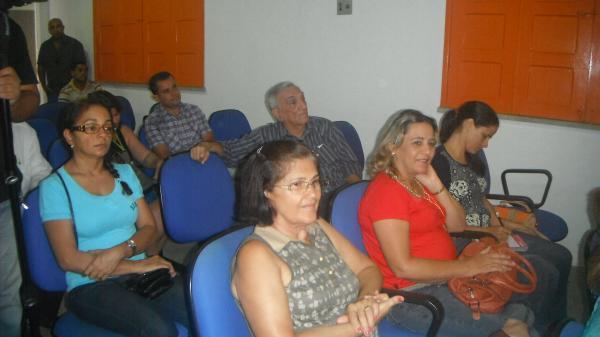 Secretaria Municipal de Educação realiza audiência pública sobre gestão escolar.(Imagem:FlorianoNews)