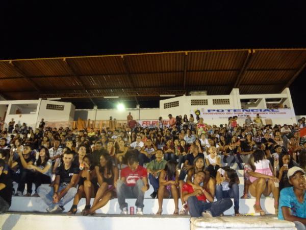 Festival de Cantores Estudantil (Imagem:FlorianoNews)