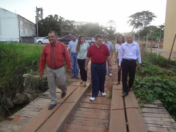 Deputado Estadual Gessivaldo Isaías visita Floriano(Imagem:FlorianoNews)