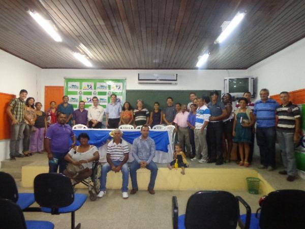 Prefeitura de Floriano lançou edital da Lei Professor Moreira 2013.(Imagem:FlorianoNews)