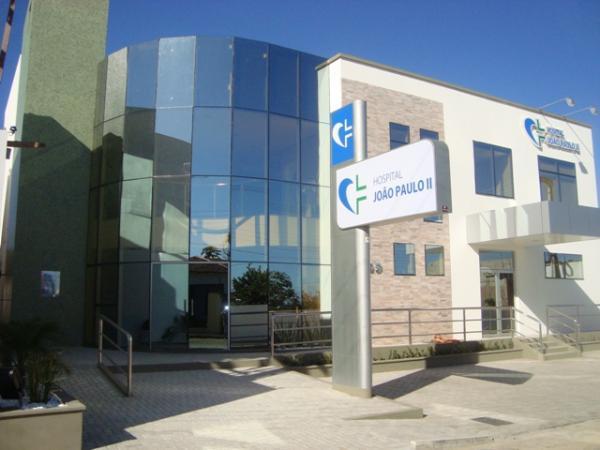 Hospital João Paulo II(Imagem:FlorianoNews)