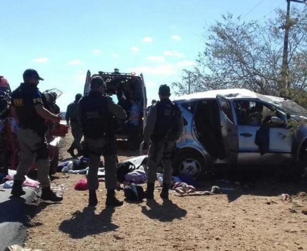 PRF alerta para aumento nas infrações em rodovias piauienses em 2017.(Imagem:Divulgação)