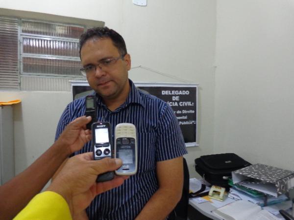 Delegado Walter Cunha(Imagem:FlorianoNews)