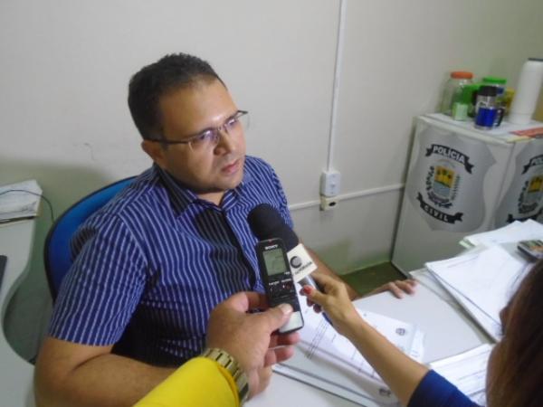 Delegado Walter Júnior(Imagem:FlorianoNews)