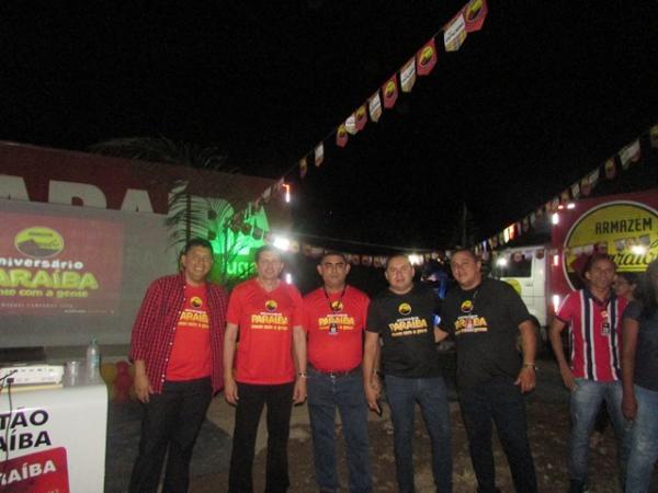 Armazém Paraíba inicia campanha de aniversário com grande festa em Floriano.(Imagem:FlorianoNews)