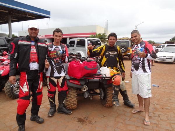 Realizado o 10º Rally de Paraibano (MA). (Imagem:FlorianoNews)