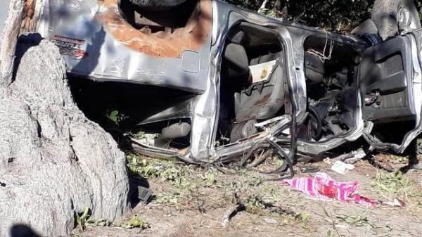 Grave acidente deixa dois mortos em estrada que liga Floriano a Jerumenha.(Imagem:Divulgação)