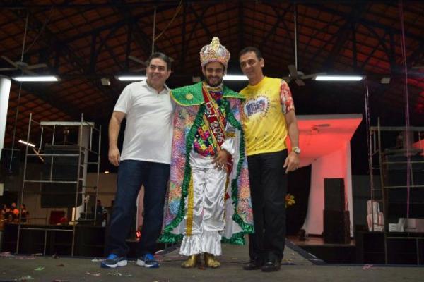 Lançado oficialmente o Carnaval de Floriano(Imagem:Waldemir Miranda)