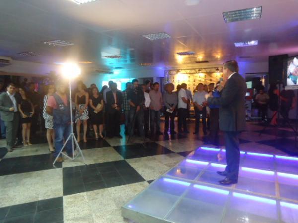 TV Alvorada inaugura sinal digital em Floriano.(Imagem:FlorianoNews)