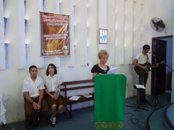 Celebrada missa de dois meses de falecimento do Frei Antonio Curcio.(Imagem:FlorianoNews)