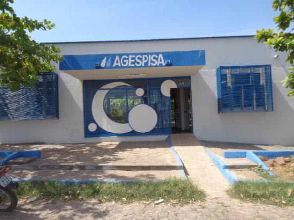 Companhia de Águas e Esgotos do Piauí S/A (Agespisa)(Imagem:FlorianoNews)