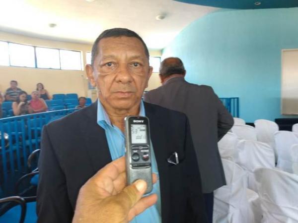 Gilmar Duarte (Imagem:FlorianoNews)