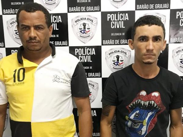 Polícia de Barão De Grajaú desarticula quadrilha especializada no crime de furto de animais (Imagem:Polícia Civil)
