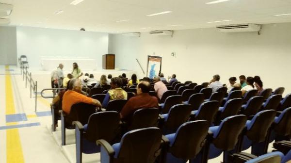 Em Floriano, encontro apresenta propostas a serem executadas nos municípios.(Imagem:FlorianoNews)