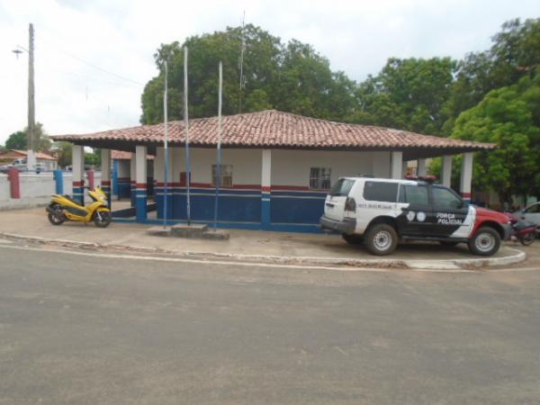 2º Pelotão de Polícia Militar de Barão de Grajaú.(Imagem:FlorianoNews)