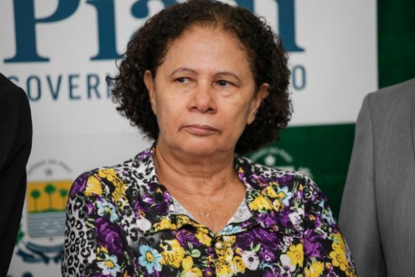 Senadora Regina Sousa(Imagem:ucas Dias/GP1)