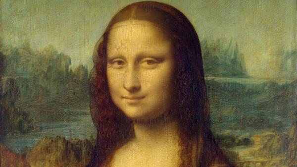 O famoso retrato de Mona Lisa(Imagem:Leonardo da Vinci/Domínio Público)