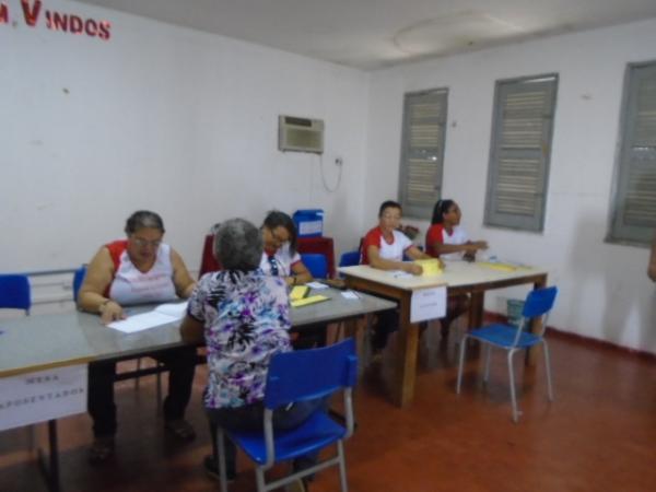 SINTE realiza eleição para renovação da diretoria executiva em Floriano.(Imagem:FlorianoNews)