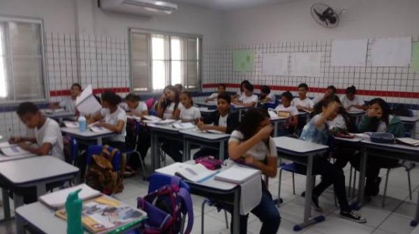 Projeto Amarelinho inicia visitas às escolas para festival estudantil em Barão de Grajaú.(Imagem:FlorianoNews)