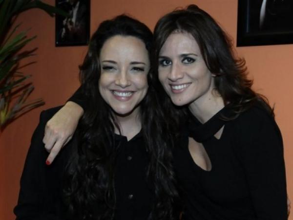 Ana Carolina e Chiara Civello(Imagem:Divulgação)