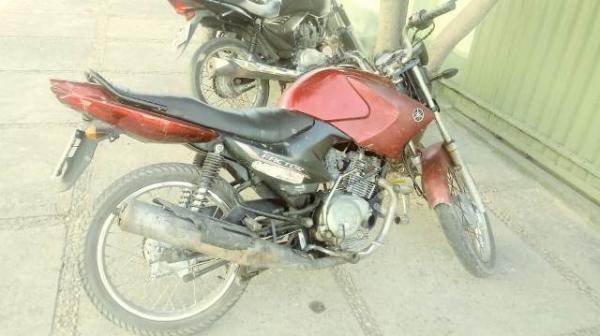 Polícia Militar recupera duas motos roubadas em Floriano.(Imagem:FlorianoNews)