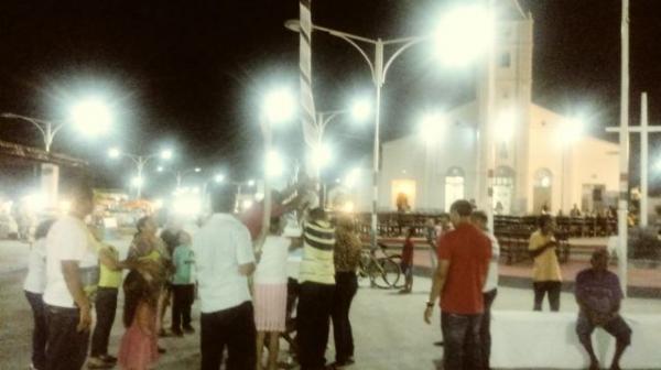 Festejo de Santo Antônio é iniciado em Barão de Grajaú.(Imagem:FlorianoNews)