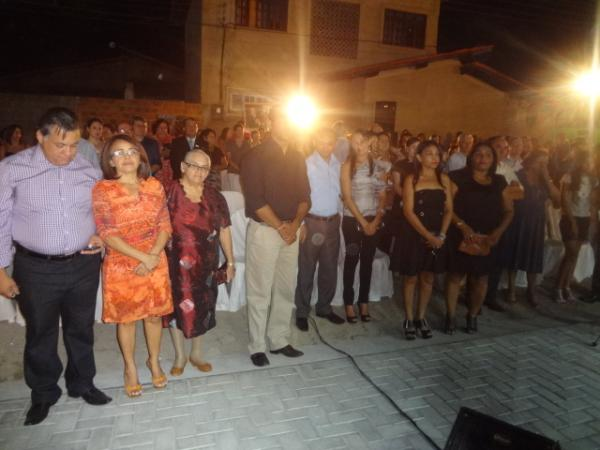 Inaugurado em Floriano Hospital de Olhos Bucar.(Imagem:FlorinaoNews)