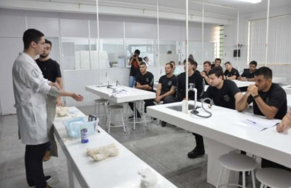 Ceep sediará Encontro Nacional de Atendimento Pré Hospitalar para Vitimas por Arma de Fogo.(Imagem:Divulgação)
