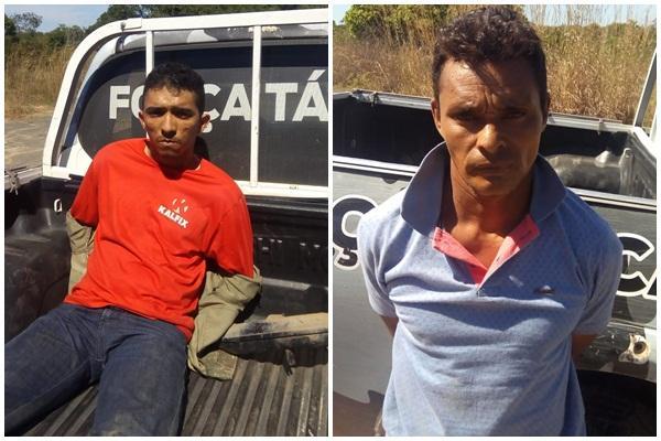PM prende dois homens e apreende drogas e dinheiro em Floriano.(Imagem:Divulgação)