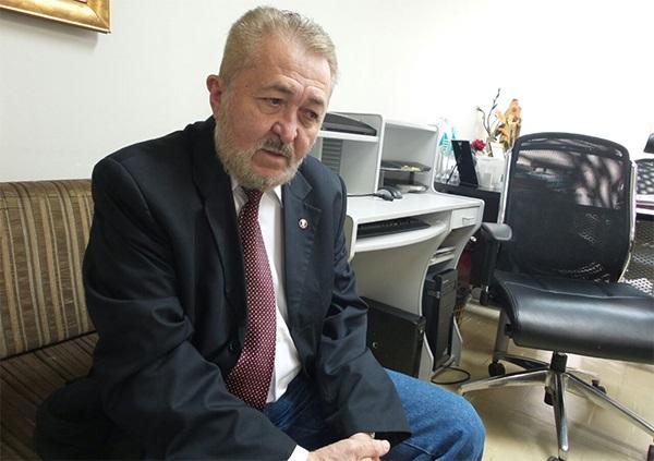 Desembargador Edvaldo Moura, relator do caso no Tribunal de Justiça(Imagem:Divulgação)