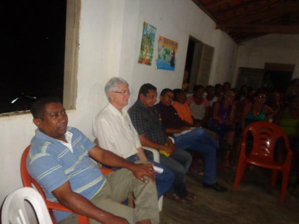 Associação da Comunidade Vereda Grande realizou audiência pública.(Imagem:FlorianoNews)