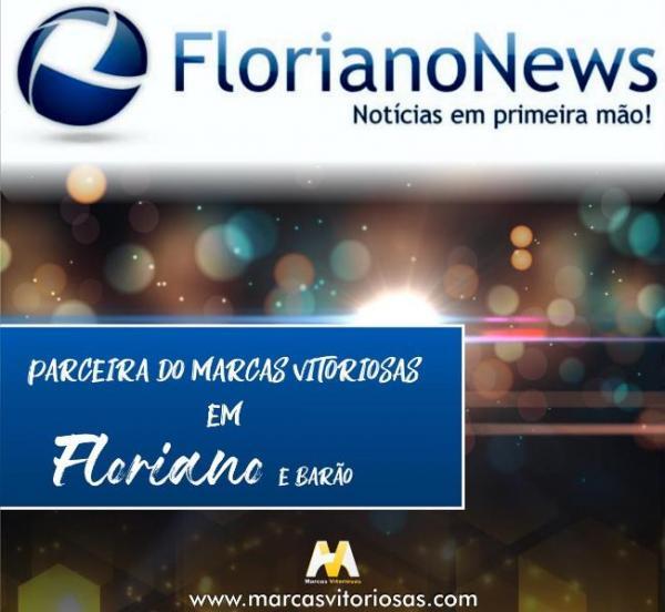 Portal Floriano News participa da disputa pelo prêmio da empresa Marcas Vitoriosas.(Imagem:FlorianoNews)