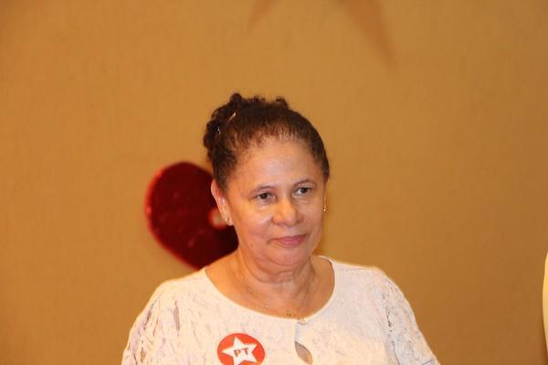 Senadora Regina Sousa.(Imagem:Lucas Barbosa/GP1)