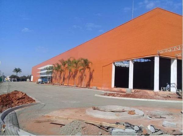 Obras do Parkcity Sumaré estão em fase final.(Imagem:Redes sociais)