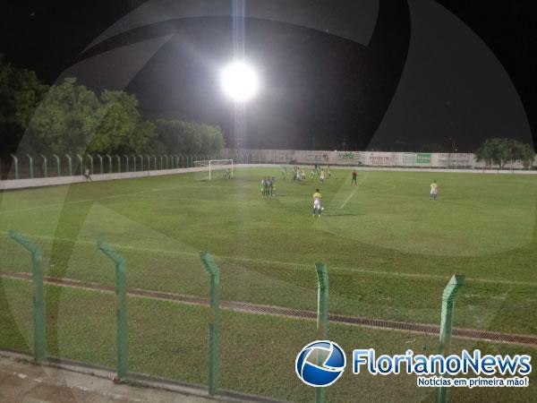 Parnaíba goleia equipe do Princesa do Sul nas quartas de final da Copa Sub-20.(Imagem:FlorianoNews)