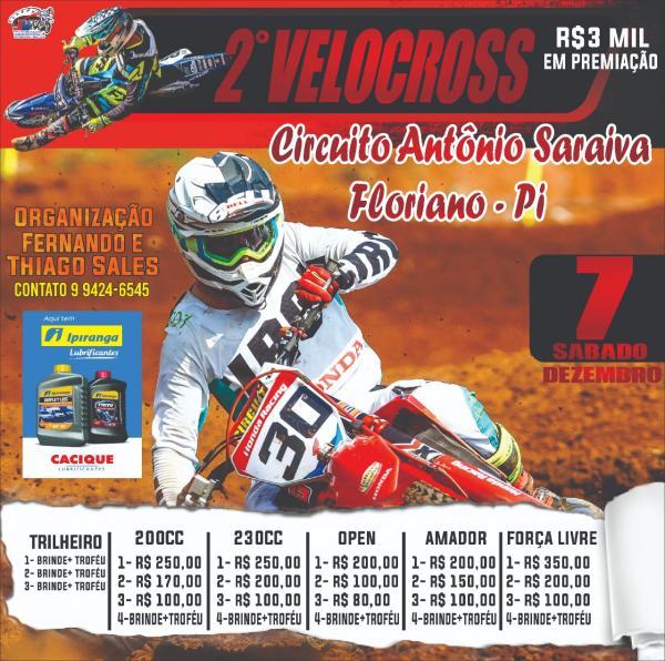 2º Velocross(Imagem:Divulgação)