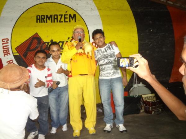 Repórter Amarelinho realizou Festival de Sanfoneiros em Floriano.(Imagem:FlorianoNews)