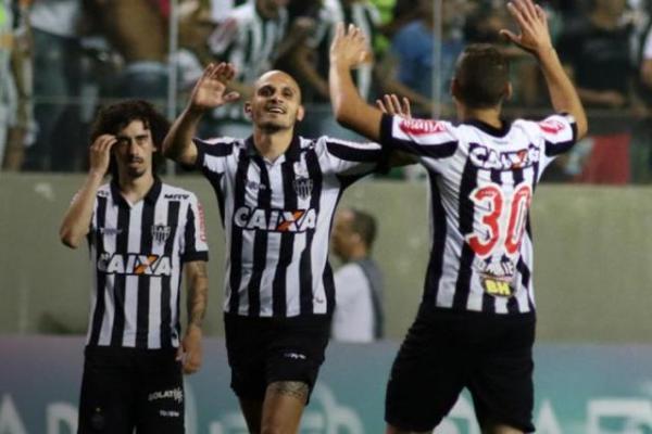 Bota arranca vitória contra a Chape.(Imagem:Goal)