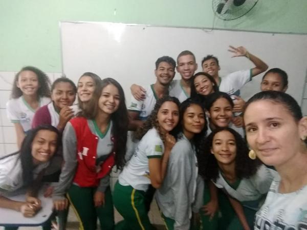 Unidade Escolar Bucar Neto tem notas de redação no Enem destaques de Floriano(Imagem:Arquivo pessoal)