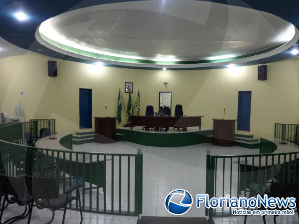 Câmara Municipal de Floriano(Imagem:FlorianoNews)