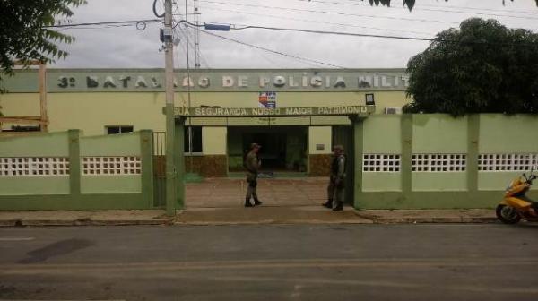 Menores são apreendidos após realizar assaltos em Floriano.(Imagem:FlorianoNews)