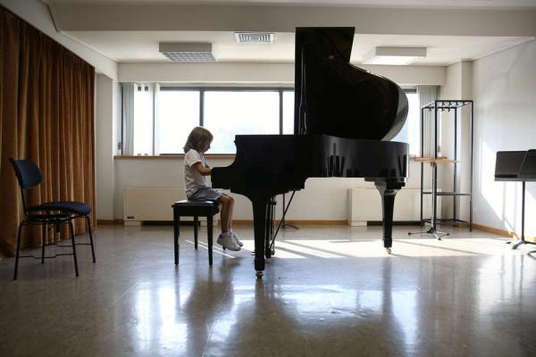 Pianista grego(Imagem:Reprodução)