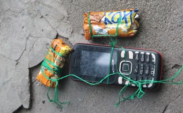 Operação apreendeu 37 celulares e 15 baterias na penitenciária José de Ribamar Leite, em Teresina.(Imagem:Sejus - PI)