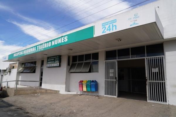 Hospital Regional Tibério Nunes(Imagem:Ifloriano.com)