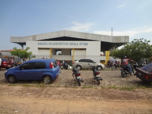Realizado o sorteio das casas do Novo Retiro. (Imagem: FlorianoNews)