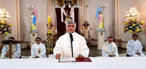 Padre da Diocese de Picos(Imagem:Reprodução)
