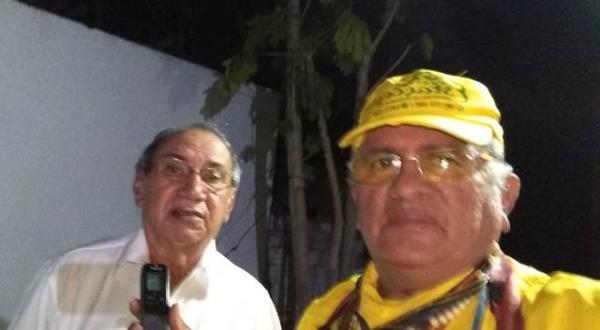 Conegundes Gonçalves de Oliveira.(Imagem:FlorianoNews)